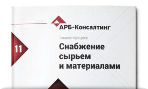 Образец формализованного описания бизнес-процесса «Снабжение сырьем и материалами»